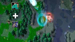 DotA Tricks - Morphing With Force Staff