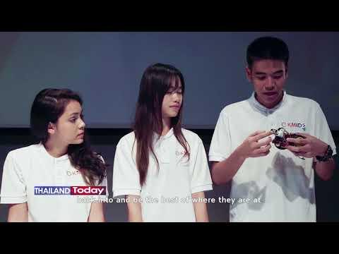 Xxx Mp4 Thailand Today 2018 032 STEM Robotics King Mongkut S International Demonstration School Dec 8 17 3gp Sex