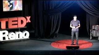 "Famous Comedian Gives a TED Talk about ""Persian New Year"" (K-von)"
