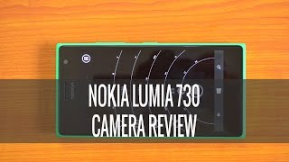 Nokia Lumia 730 Camera Review