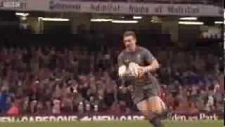 Wales vs Tonga 2013 Autumn Nationals Highlights