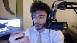 Ice Poseidon - Hurricane Stream [VOD: Oct 6, 2016]