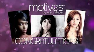 Motives - 2012 Model Search Winners!