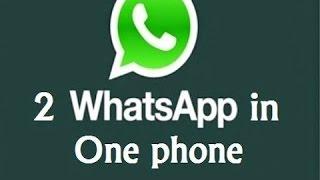 How to run dual whatsapp on redmi note 3/4