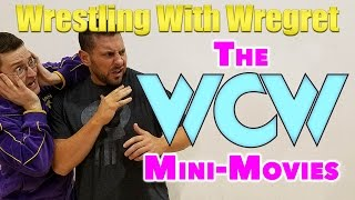 The WCW Mini Movies (ft. Colt Cabana) | Wrestling With Wregret