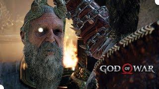 GOD OF WAR #39 - O Reino Entre os Reinos! (PS4 Pro Gameplay em Português PT BR)