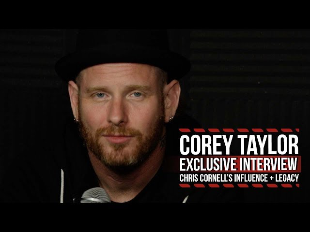 Corey Taylor Reflects on the Impact Chris Cornell Had on Him [Exclusive]