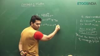 Modern Physics-1 Video Lectures for NEET by Asgar Khan AGK Sir From ETOOSINDIA COM