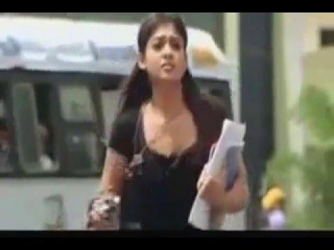 Nayantara Without Bra Hot boobs bouncing and Cleavage