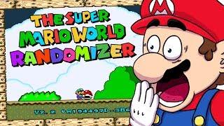 SUPER MARIO WORLD ALEATÓRIO! + SORTEIO SUPER NINTENDO
