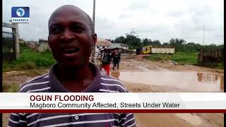 Magboro Affected By Ogun Flood As Residents Cry Out  Eyewitness Report 