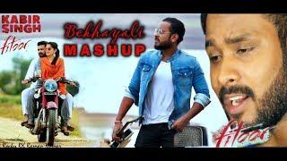 Bekhayali MASHUP 4K-Music | Kabir Singh | Fitoor | Raman Kumar | Best Of Arijit Singh |Shahid Kapoor
