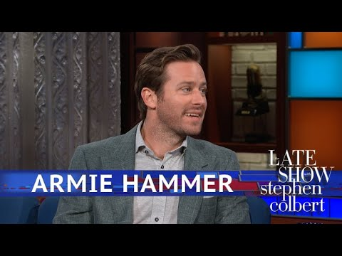 Xxx Mp4 Armie Hammer Keeps Getting Asked To Autograph Peaches 3gp Sex