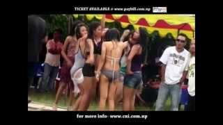 Splash Grind Nepal's no.1 pool party