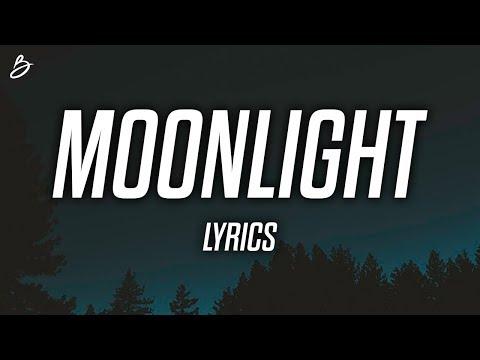 Ali Gatie Moonlight Lyrics Lyric Video