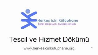 e-Devlet SGK Tescil ve Hizmet Dökümü Eğitimi