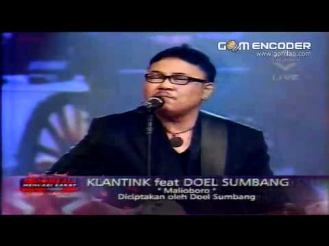 KLANTINK .Yaaa kalo Malioboro tentu Yogyakarta