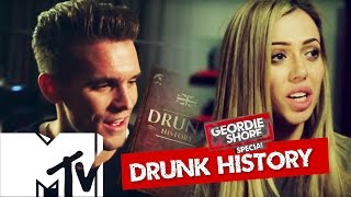 GEORDIE SHORE SEASON 12 | DRUNK HISTORY MOMENTS! | MTV