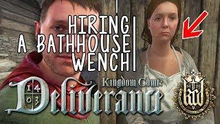 Kingdom Come: Deliverance - Hiring A Wench