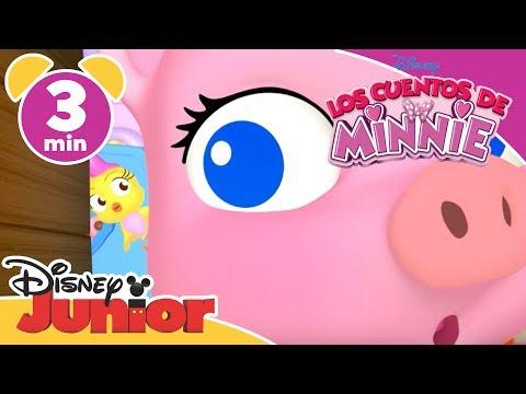 Disney Junior | Los cuentos de Minnie: Canguros y Cerditos