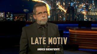 "LATE MOTIV - Monólogo de Andreu Buenafuente. ""SuperM.Rajoy""  | #LateMotiv307"
