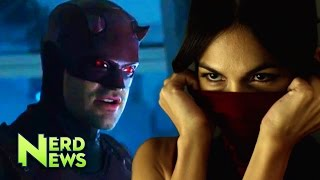Daredevil Season 2's Kickass Elektra Trailer!