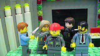 Lego Город Х - 3 сезон (6 серия)
