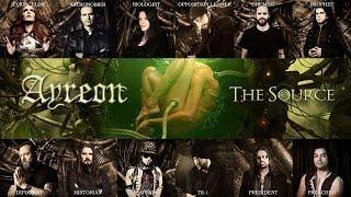 Ayreon - The Source (Album Lyric Video)