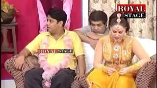 Sxy Nargis and Nasim Vicky Marriage Jokes , Pakistani Punjabi Stage Drama Full Comedy HD 2016