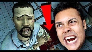 THEY HAD TO CHOP OFF MY ARM !!! (The Walking Dead) [Season 1 Episode 4]