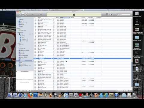 Tutorial Come caricare Videoclip Filmati Spettacoli TV sull iPod