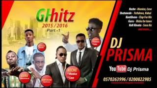 GhHitz Music Mix 2016/15 - Part 1- Dj Prisma
