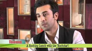 A rocking lunch with the 'Rockstar' - 1
