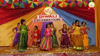 Dance by Grade II Girls