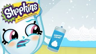 SHOPKINS - WHIPPED CREAM | Cartoons For Kids | Toys For Kids | Shopkins Cartoon