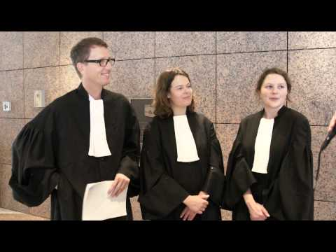 Lawyers representing LTTE at ECJ interviewed by TamilNet