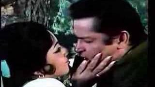 Zindagi Ek Safar Hai Andaz shammi kapoor Kishore kumar