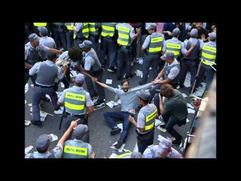 Até quando você vai levando? (Fotos das manifestações pelo o Brasil) o Gigante acordou!