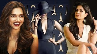 Deepika Padukone BEATS Katrina Kaif - New Face For A Cosmetic Brand