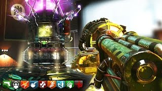 KINO DER TOTEN REMASTERED GAMEPLAY! – BO3 ZOMBIES CHRONICLES DLC 5 GAMEPLAY (Black Ops 3 Zombies)
