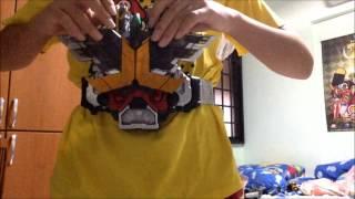 Kamen Rider W(Double) Demo: Xtreme Memory