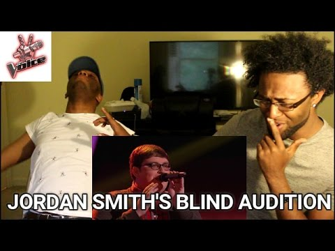 "The Voice 2015 Blind Audition - Jordan Smith: ""Chandelier"" (REACTION)"