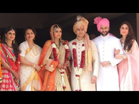 Xxx Mp4 Full Video Kunal Khemu Soha Ali Khan S WEDDING RECEPTION Saif Kareena 3gp Sex