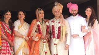 Full Video - Kunal Khemu & Soha Ali Khan's WEDDING RECEPTION | Shahrukh, Salman, Saif, Kareena