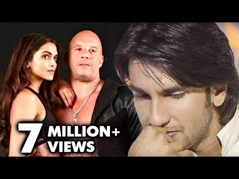 Deepika Padukone - Vin Diesel Affair, Ranveer Singh Breaks Up With DP?