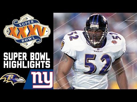 Xxx Mp4 Super Bowl XXXV Recap Ravens Vs Giants NFL 3gp Sex