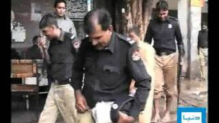 Dunya TV-08-07-2011-Lahore Police