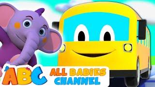 Wheels on the Bus   All Babies Channel   Nursery Rhymes & Kids Songs