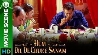 Salman the chilly eater