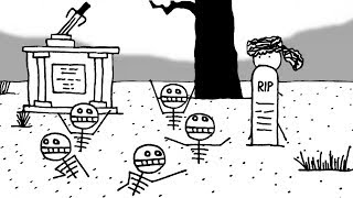 SPOOKY SCARY SKELETONS | West of Loathing - Part 9